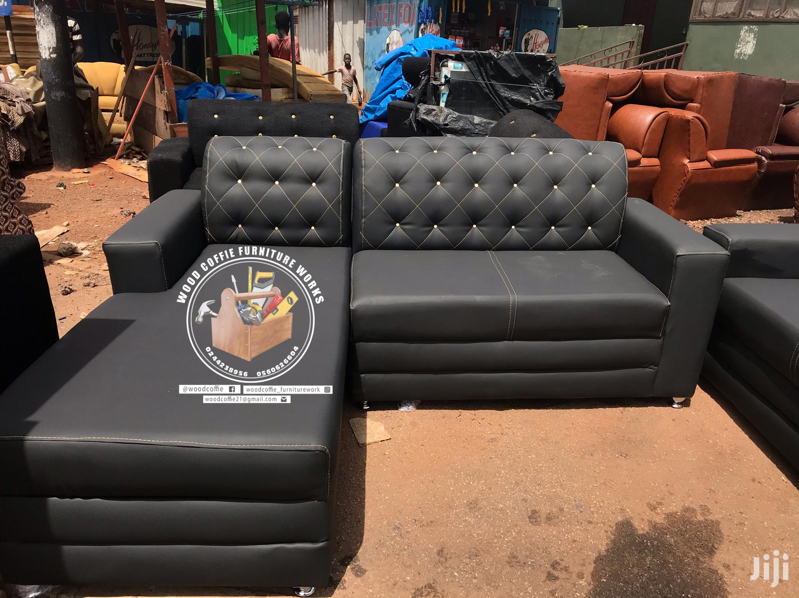 Quality L Shape Leather Sofa