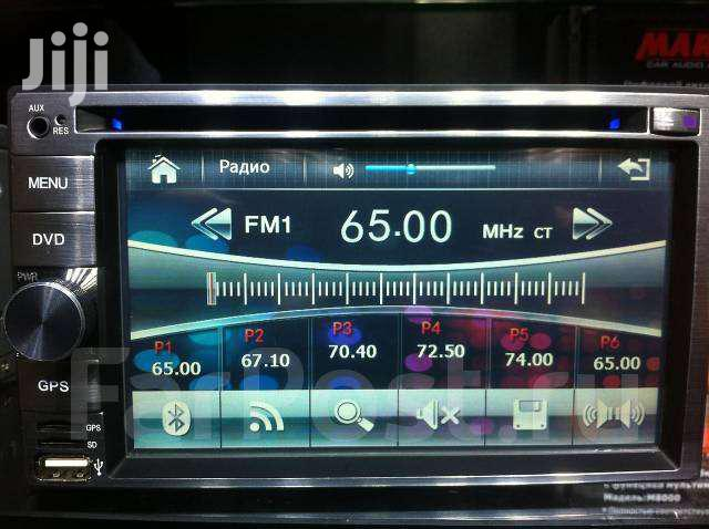7' Universal Radio DVD Player   Vehicle Parts & Accessories for sale in South Labadi, Greater Accra, Ghana