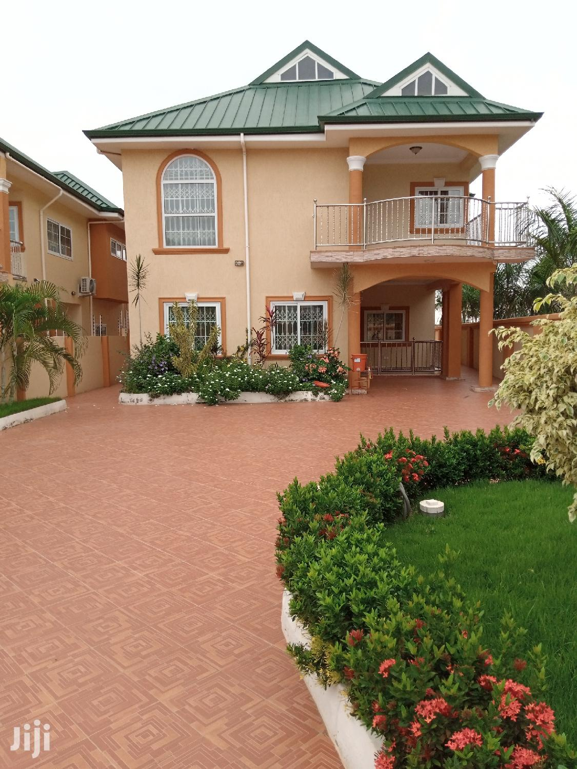 Newly Built 5 Bedroom House At Agbogba For Sale