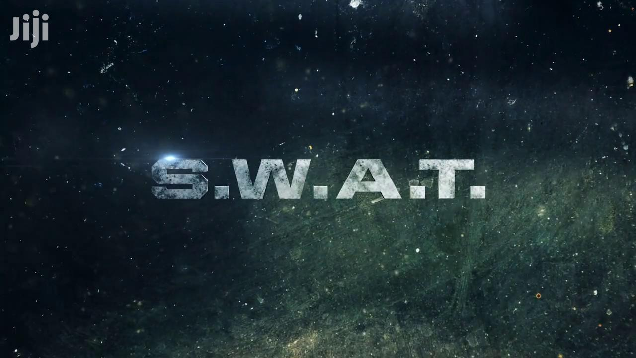 Archive: SWAT Blue-ray Movie