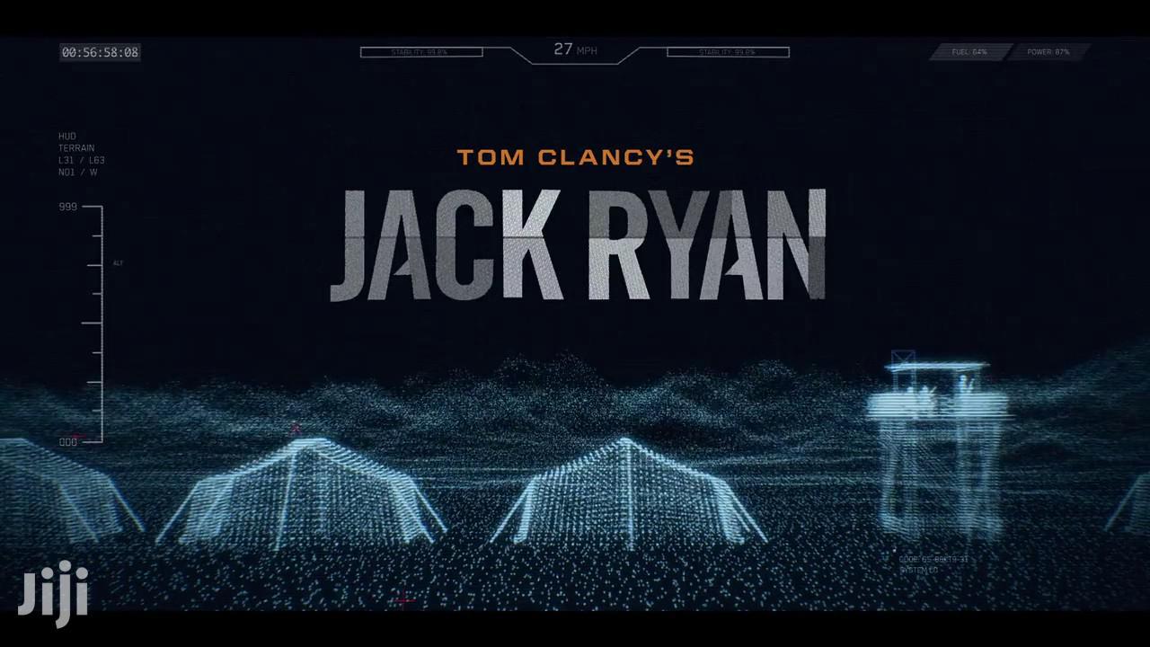 Archive: Jack Ryan Blue-ray Movie