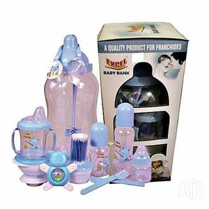 Excel Baby Caring/Feeding Bottle Set - 11 Pieces
