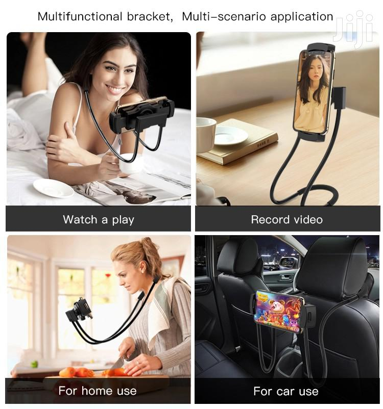 Neck Mounted Lazy Tablet Cell Phone Holder | Accessories for Mobile Phones & Tablets for sale in Dzorwulu, Greater Accra, Ghana