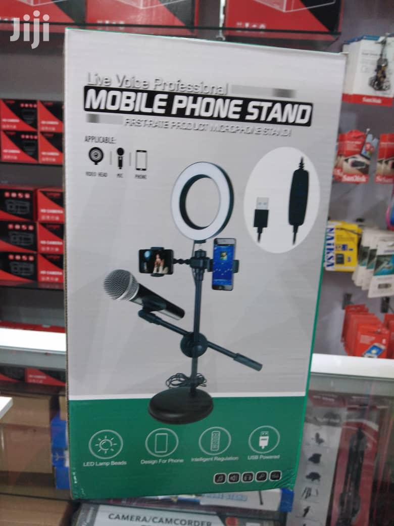 Live Voice Professional Mobile Phone Stand | Accessories for Mobile Phones & Tablets for sale in Dzorwulu, Greater Accra, Ghana