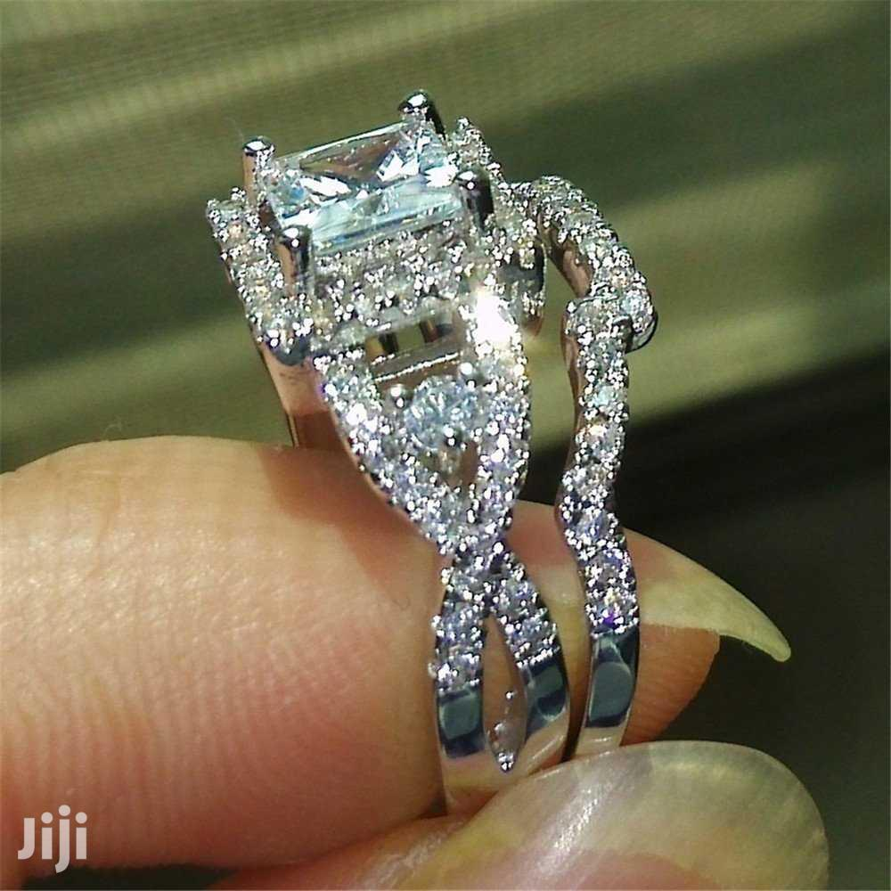 Engagement and Wedding Ring
