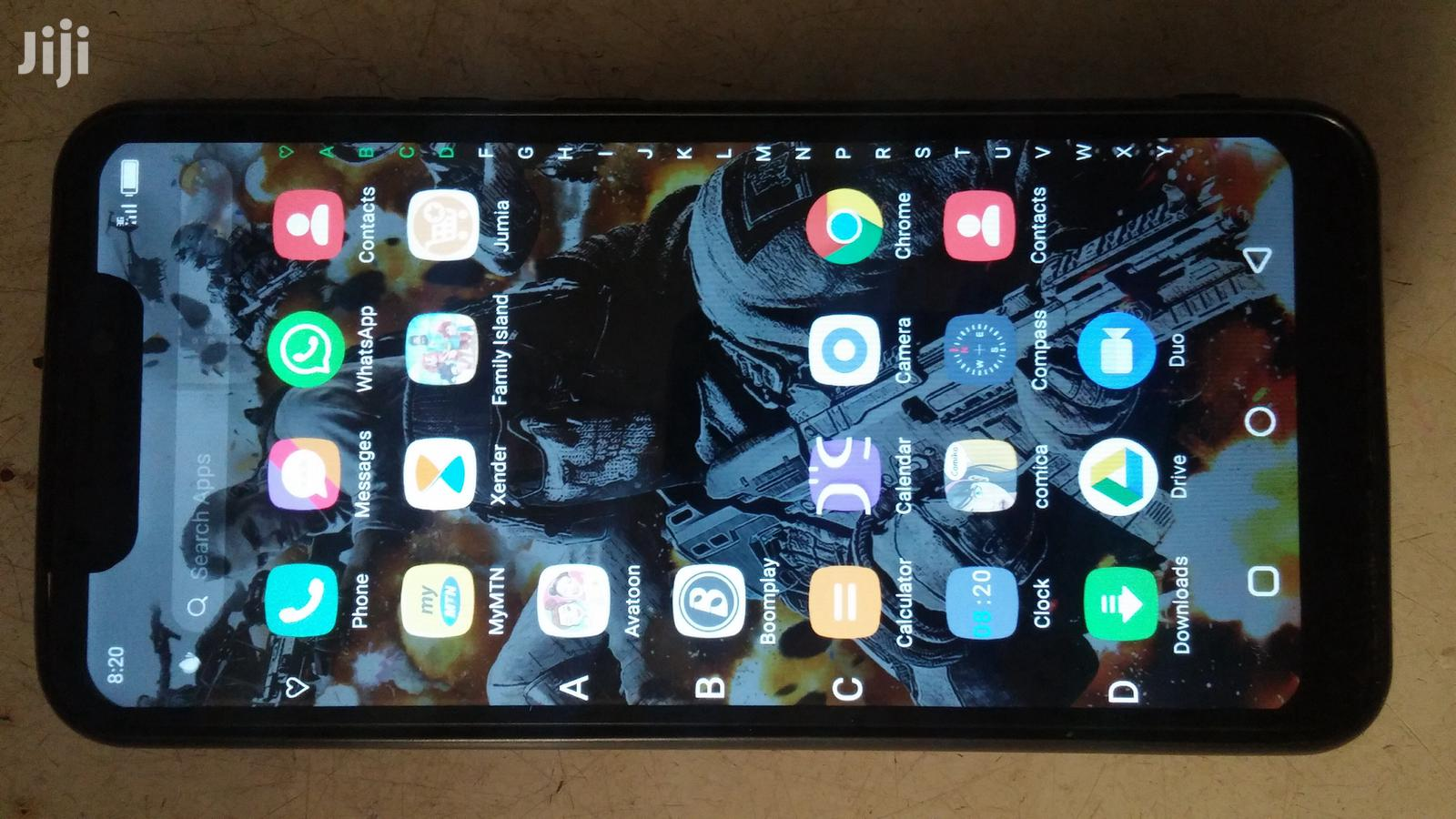 Infinix Hot 6X 16 GB Black | Mobile Phones for sale in Ashaiman Municipal, Greater Accra, Ghana