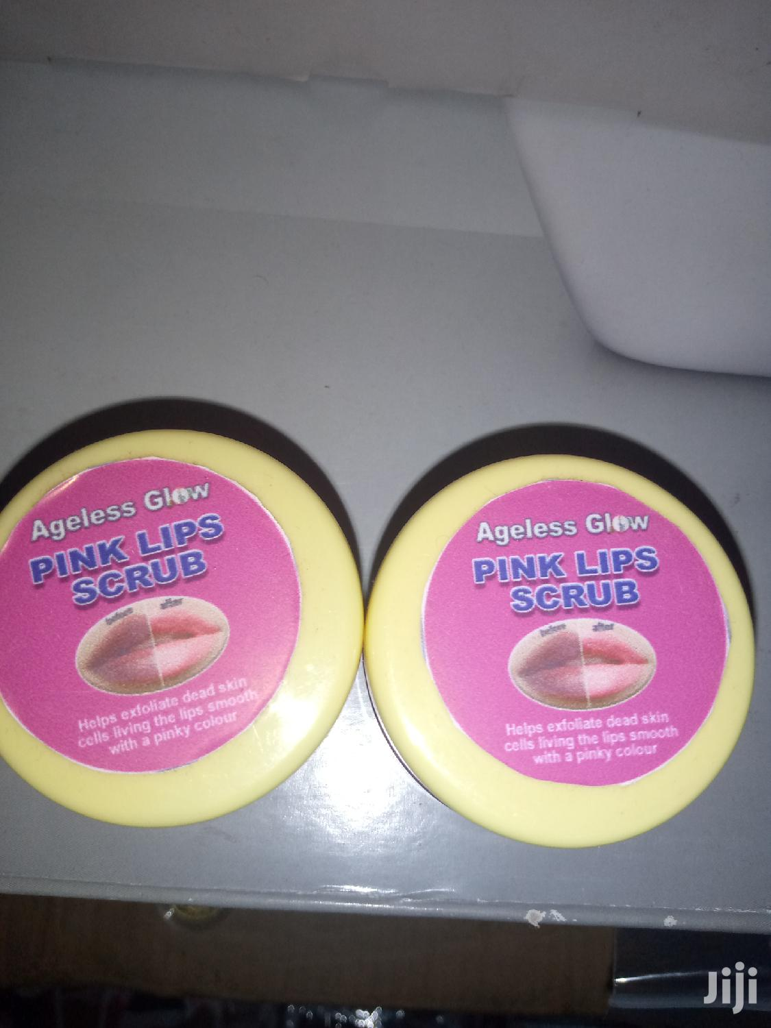 Archive: Pink Lip Scrub - For Pink Lips