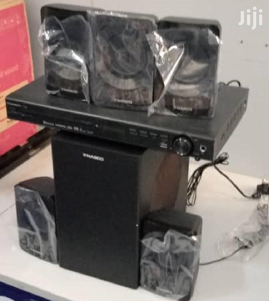 5 Speaker Home Theater System