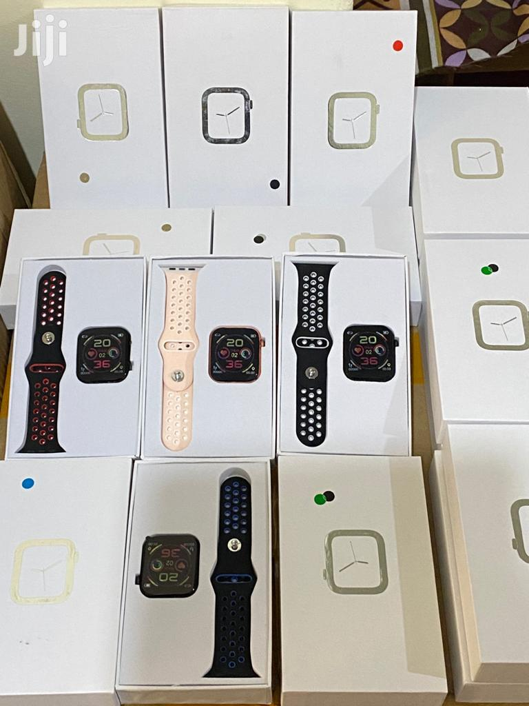 W5 Android IOS Bluetooth Smart Watch Sports Edition | Smart Watches & Trackers for sale in South Labadi, Greater Accra, Ghana