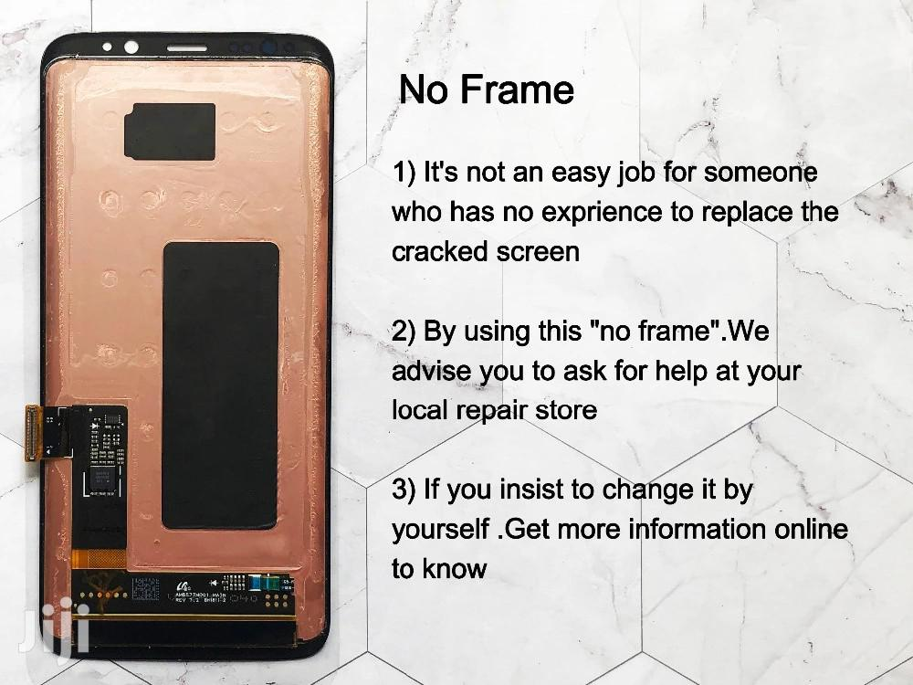 Samsung S8 Plus Screen | Accessories for Mobile Phones & Tablets for sale in Tamale Municipal, Northern Region, Ghana