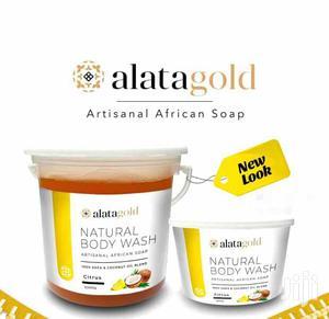 Alata Gold Black Soap | Bath & Body for sale in Ashanti, Kumasi Metropolitan