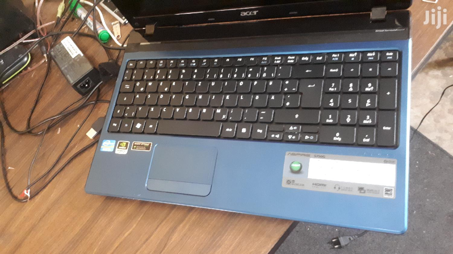 Laptop Acer Aspire 5755 4GB Intel Core i5 HDD 500GB | Laptops & Computers for sale in Sunyani Municipal, Brong Ahafo, Ghana