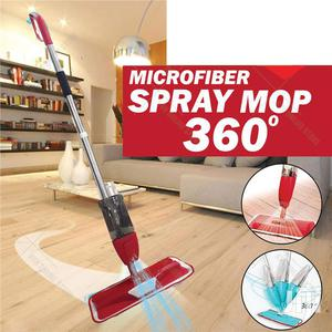 2 In 1 Spray Mop & Window Cleaner Set