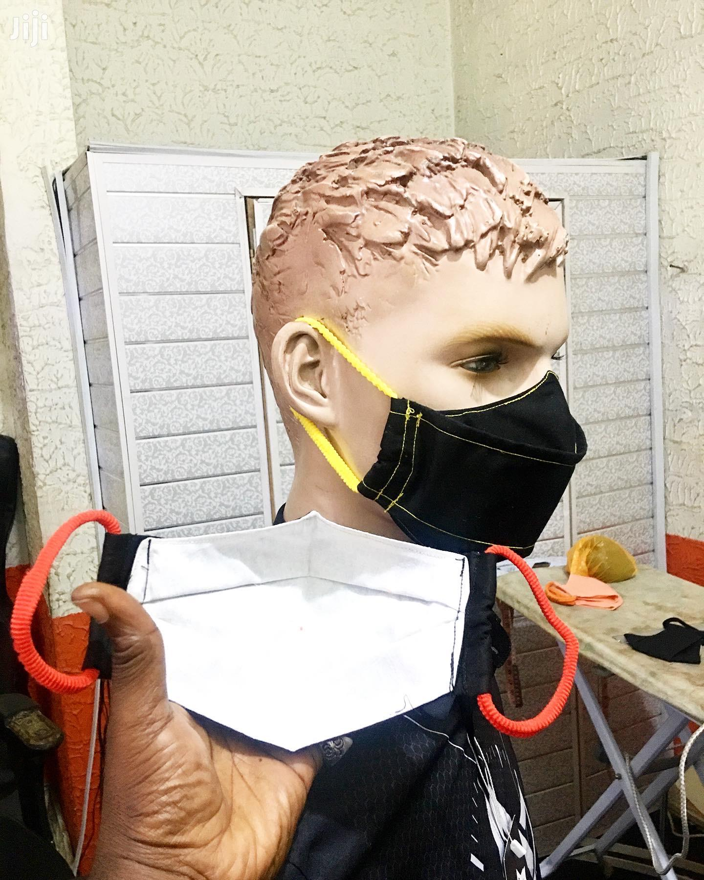 Reusable Face Mask   Clothing Accessories for sale in Dansoman, Greater Accra, Ghana