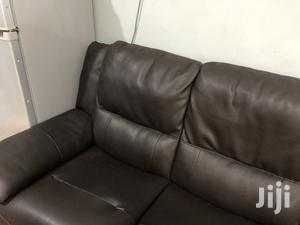 Quality 3 in 1 Home Used Leather Sofa