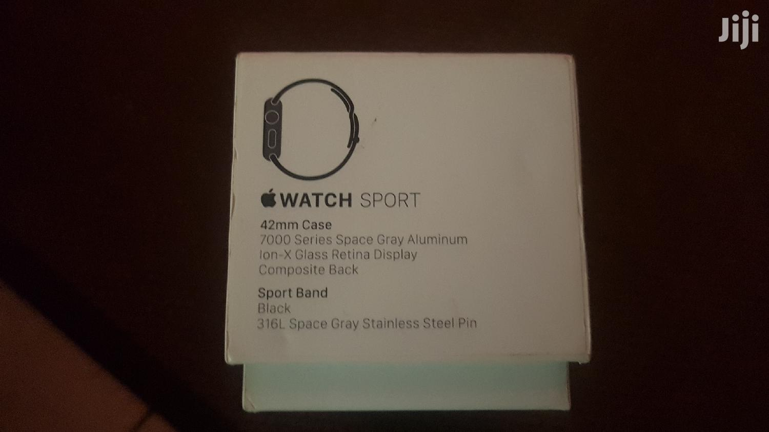 Apple Watch 42mm Series 3 Nike+ (Icloud Locked) | Smart Watches & Trackers for sale in Achimota, Greater Accra, Ghana