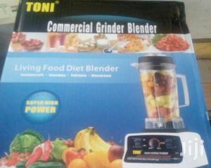 TONI Commercial Grinder Blender