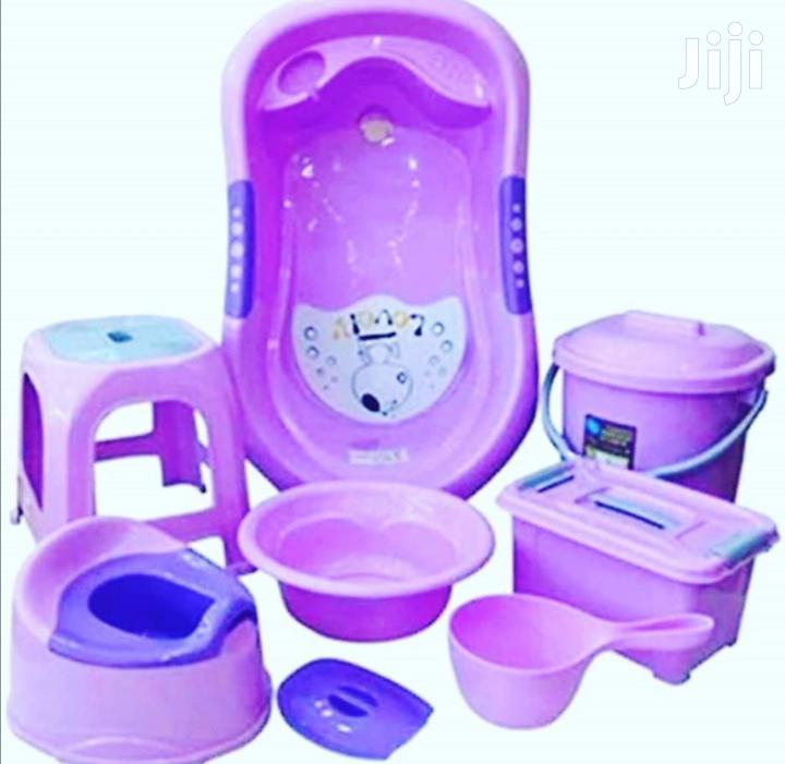 Set Of Baby Bath