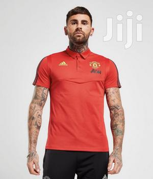 Manchester United Red Polo | Clothing for sale in Greater Accra, Roman Ridge