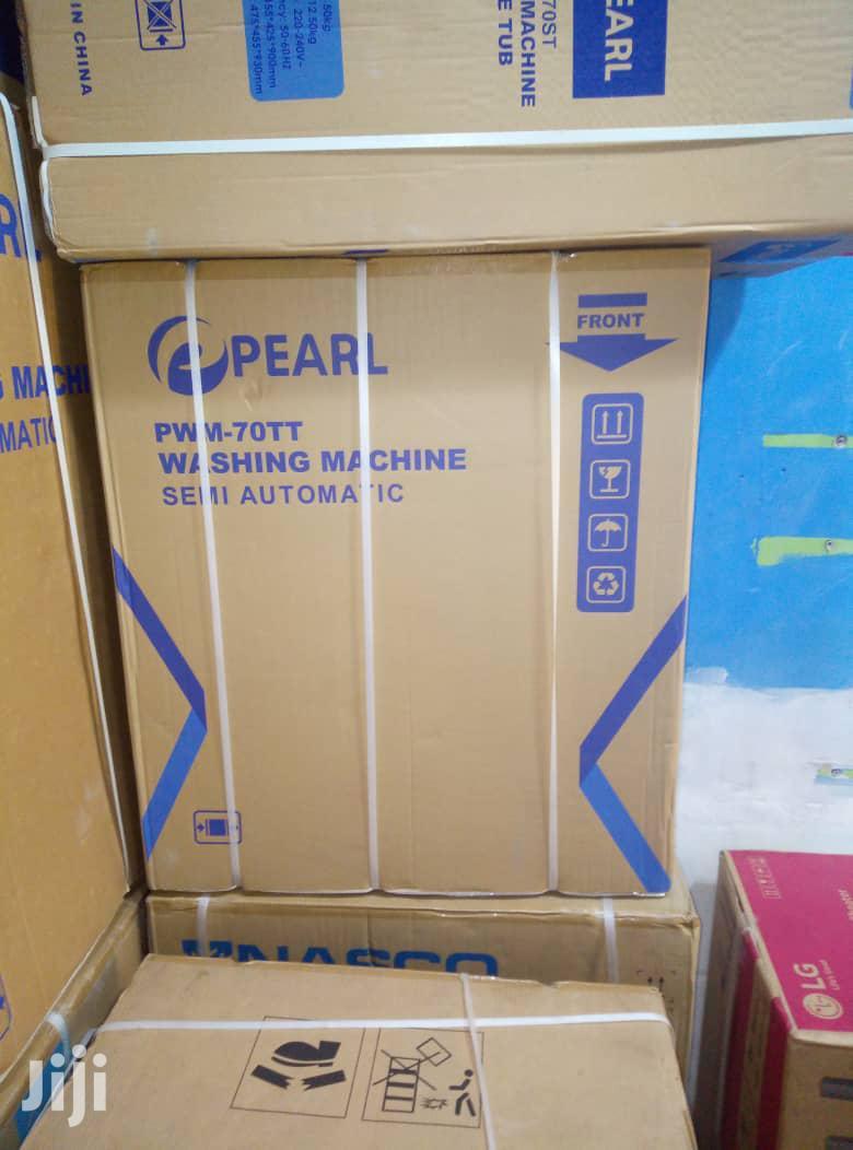 New Pearl 7kg Washing Machine