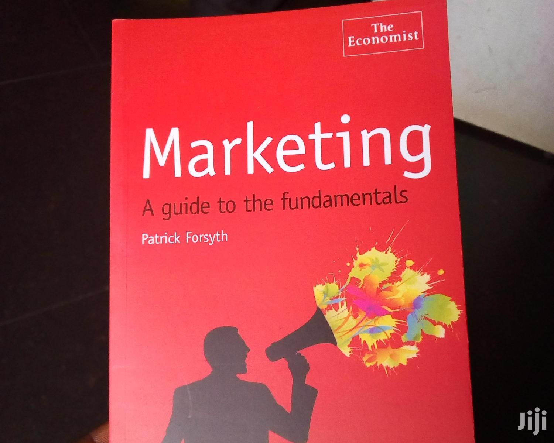 Marketing The Economist