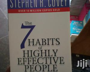 The 7 Habits Of Highly Effective People | Books & Games for sale in Ashanti, Kumasi Metropolitan