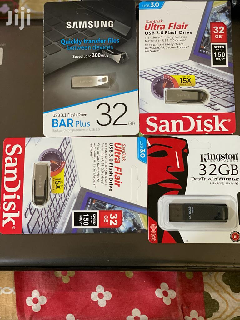 32gb Samsung / Sandisk / Kingston Original 3.0 USB Pen Drive