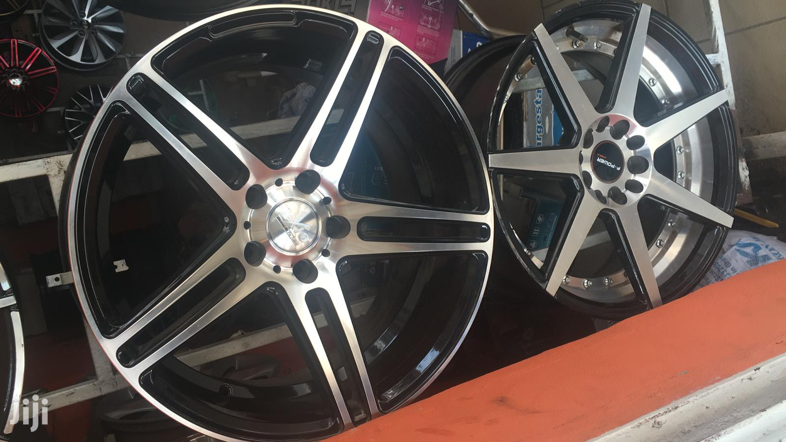 Sale of Brand New Rim 18 for Benz Camry Etc | Vehicle Parts & Accessories for sale in Abelemkpe, Greater Accra, Ghana