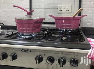 3 Set Granite Cookware