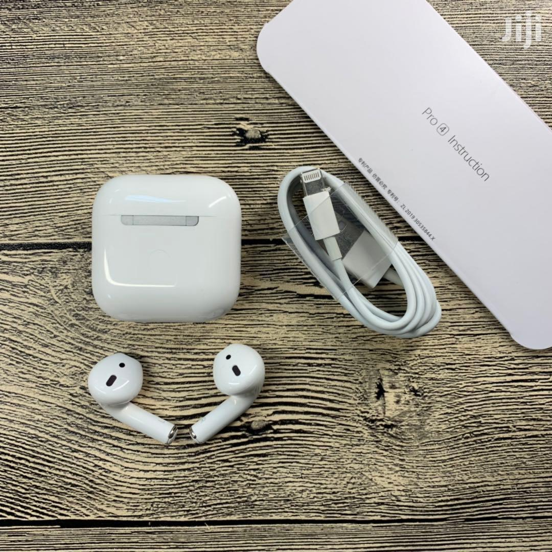 New Apple Airpods Pro 4 Premium 2020 | Headphones for sale in South Labadi, Greater Accra, Ghana