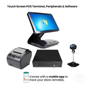 Complete Touchscreen Point Of Sale Setup (Brand New POS)   Store Equipment for sale in Greater Accra, Accra Metropolitan
