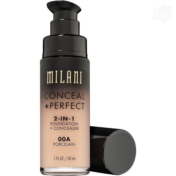 Milani Makeup Foundation
