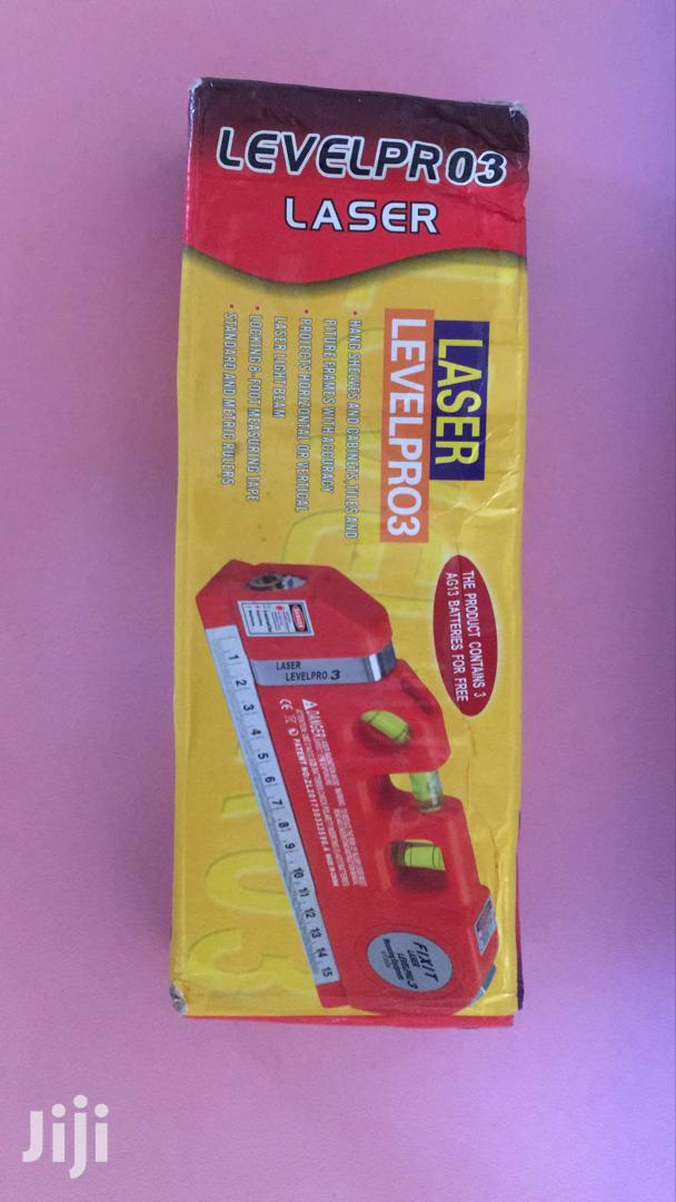 Fixit Laser Level Pro 3 | Measuring & Layout Tools for sale in Dansoman, Greater Accra, Ghana