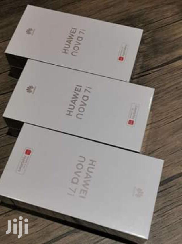 New Huawei Nova 7i 128 GB Black