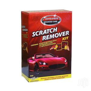 CAR SCRATCH REMOVER KIT