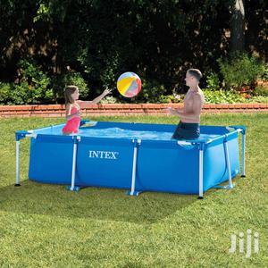 Intex 28271 Rectangular Frame Pool 2.6m X 1.6m X 0.65m