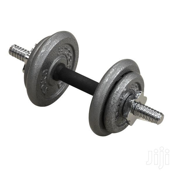 Dumbbell Set 20kg | Sports Equipment for sale in Accra Metropolitan, Greater Accra, Ghana