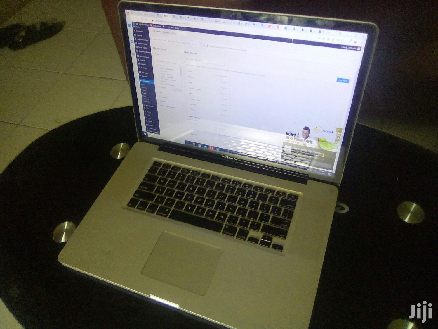 Laptop Apple MacBook Pro 4GB Intel Core i5 HDD 320GB | Laptops & Computers for sale in Kwashieman, Greater Accra, Ghana