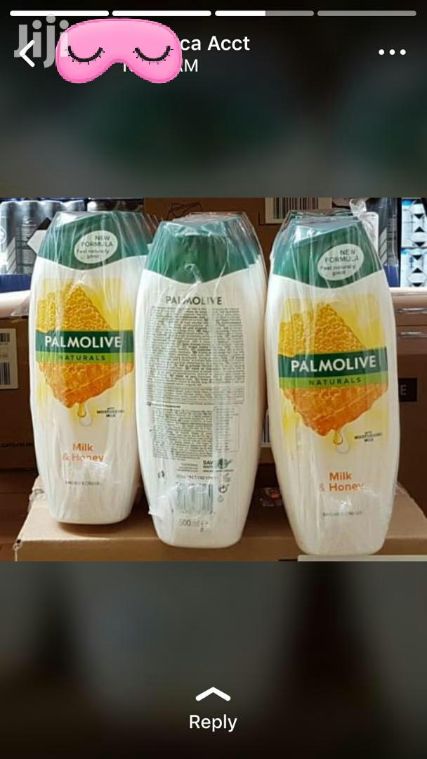 Palm Olive Shower Gel