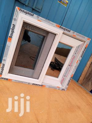 Pvc Windows With Net