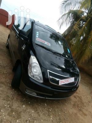 Hyundai H1 2009 2.4 GLS Black