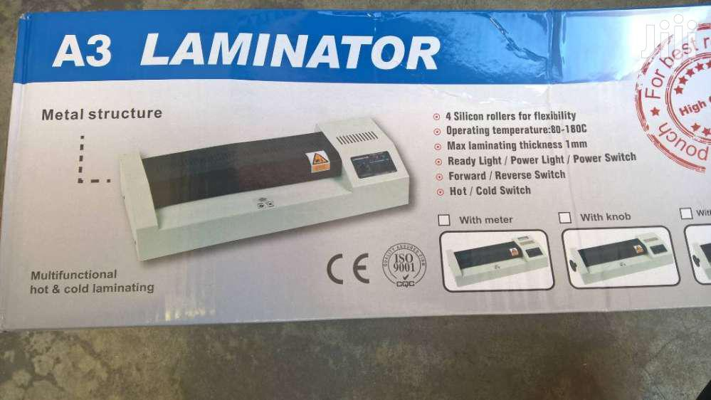 A3 & A4 Laminating Machine | Accessories & Supplies for Electronics for sale in Central Region, Ghana
