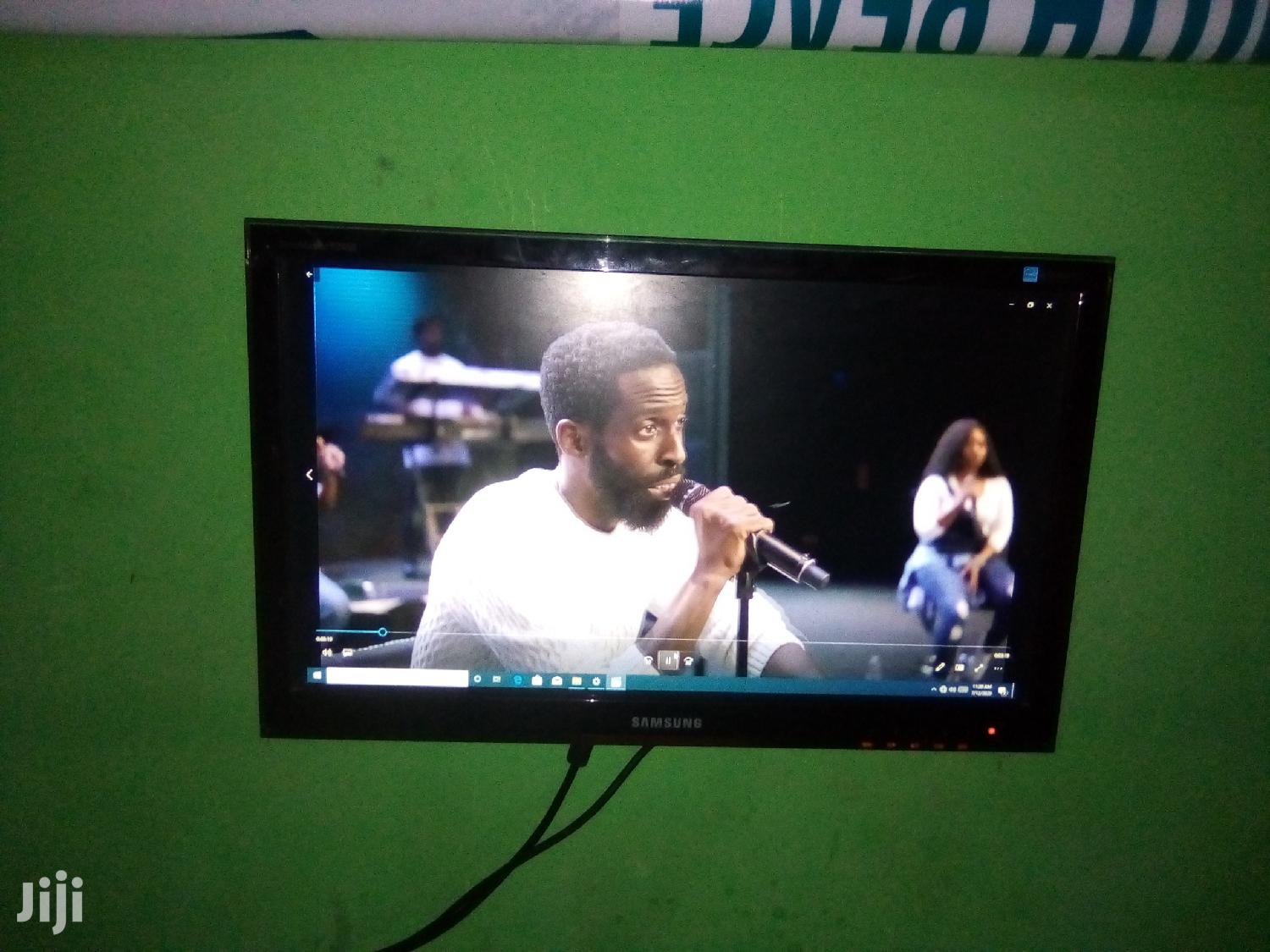 Archive: Samsung Wide 24inches HD Monitor