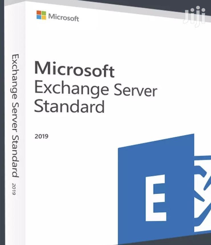Microsoft Exchange Server 2019 Standard Licenses