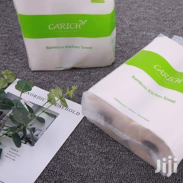 Bamboo Tissues