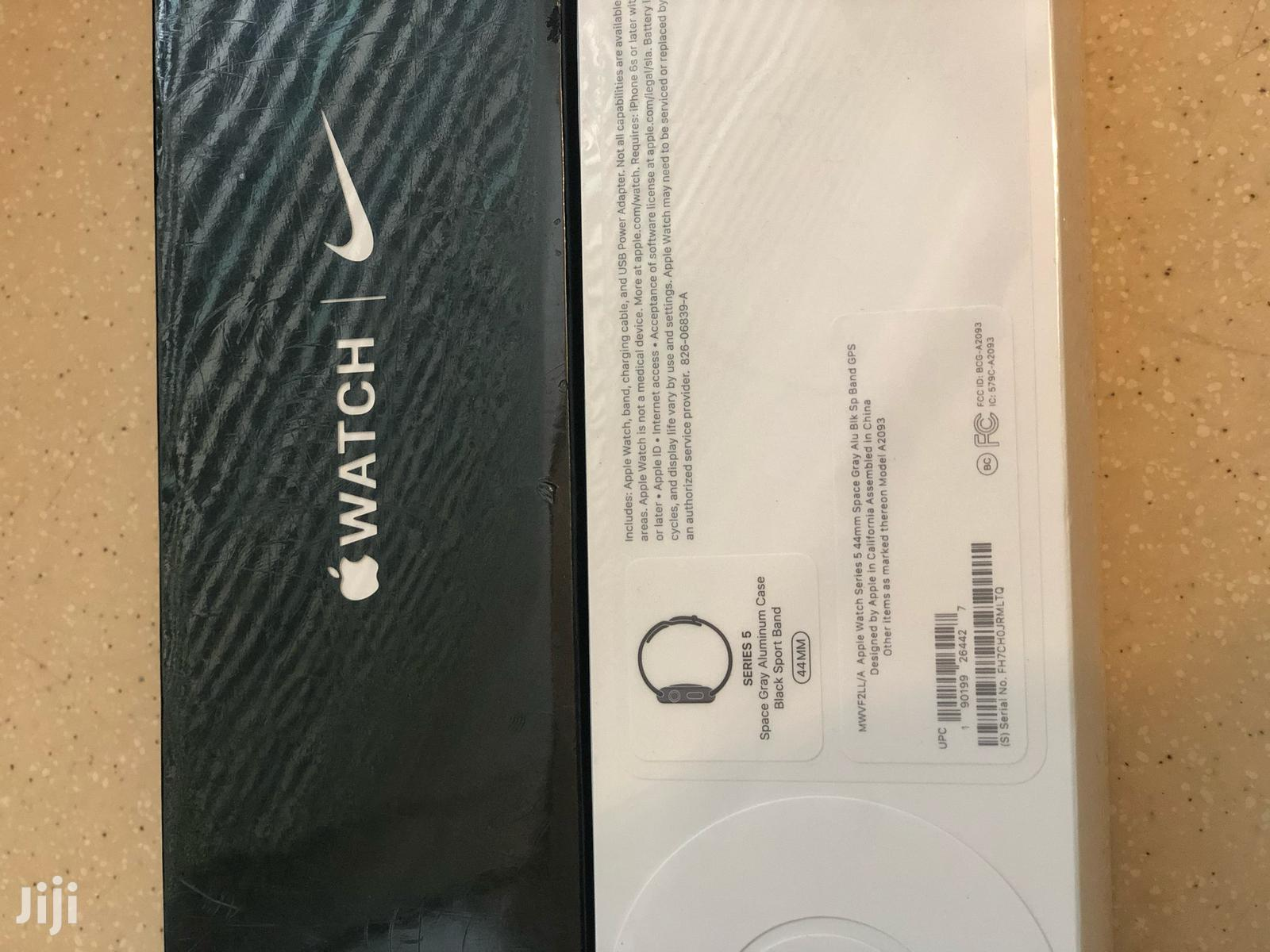 Apple Watch Series 5 - GPS, 44 Mm | Smart Watches & Trackers for sale in East Legon (Okponglo), Greater Accra, Ghana