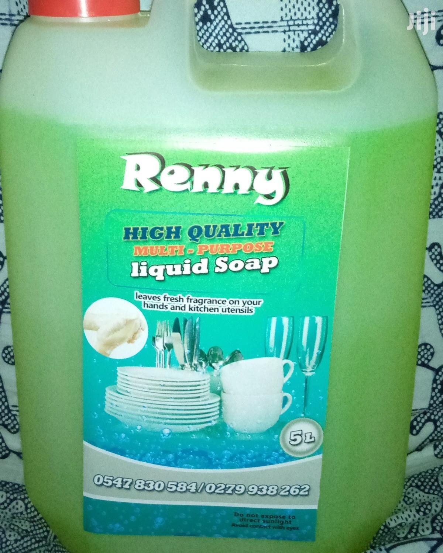 Renny Multi-purpose Liquid Soap For Sale