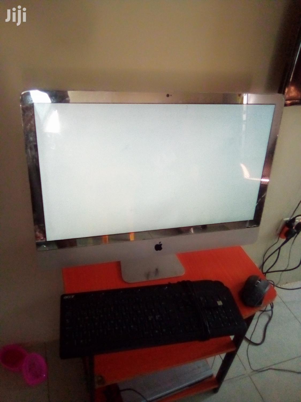 Desktop Computer Apple iMac 8GB Intel Core i3 HDD 500GB | Laptops & Computers for sale in Kumasi Metropolitan, Ashanti, Ghana