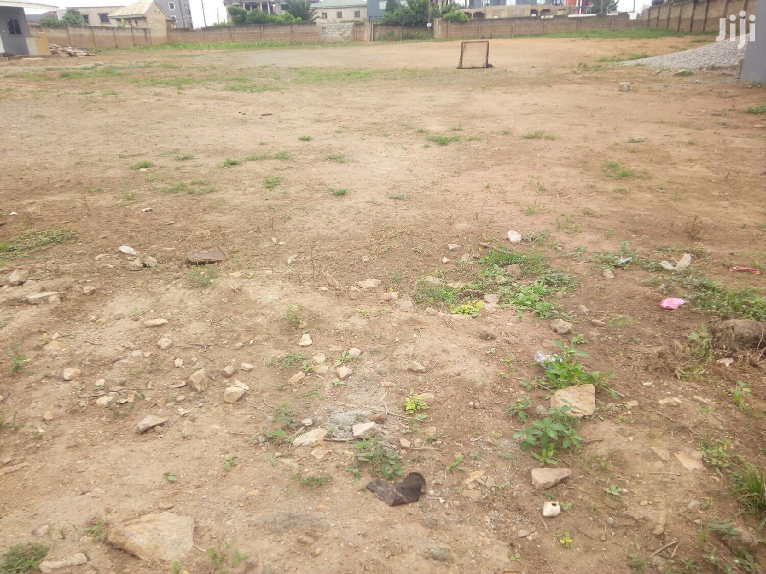 Roadside Acre Of Land At Pantang For Lease