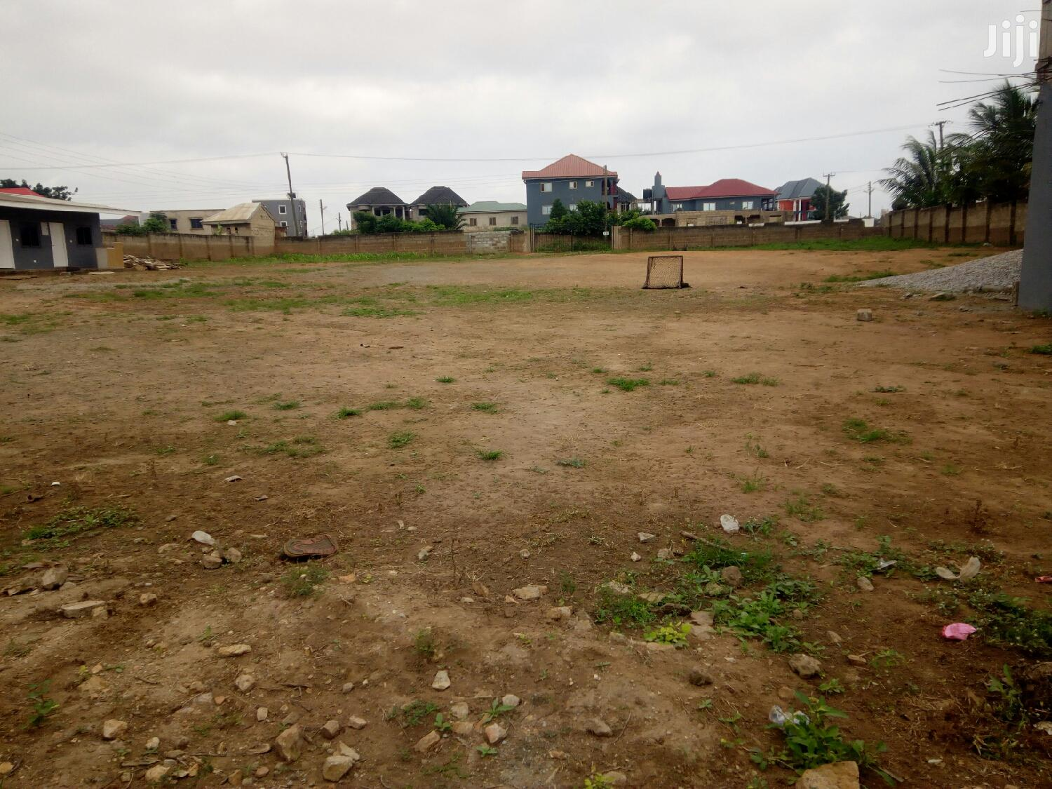Roadside Acre Of Land At Pantang For Lease | Land & Plots for Rent for sale in Adenta Municipal, Greater Accra, Ghana